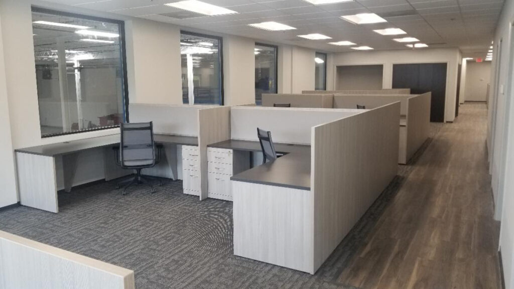 Iris Construction Services Recently Completed Roselle, IL Project
