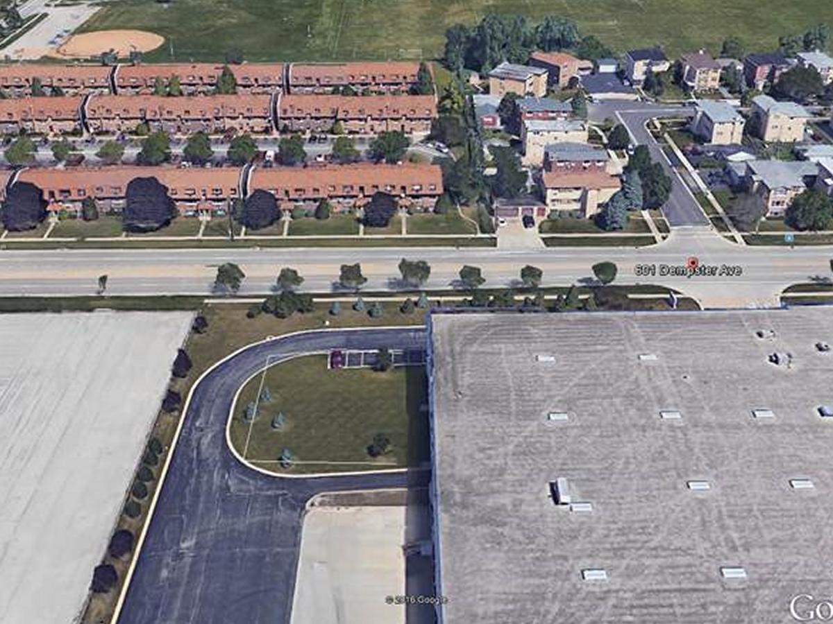 Iris Construction Project Mount Prospect, IL