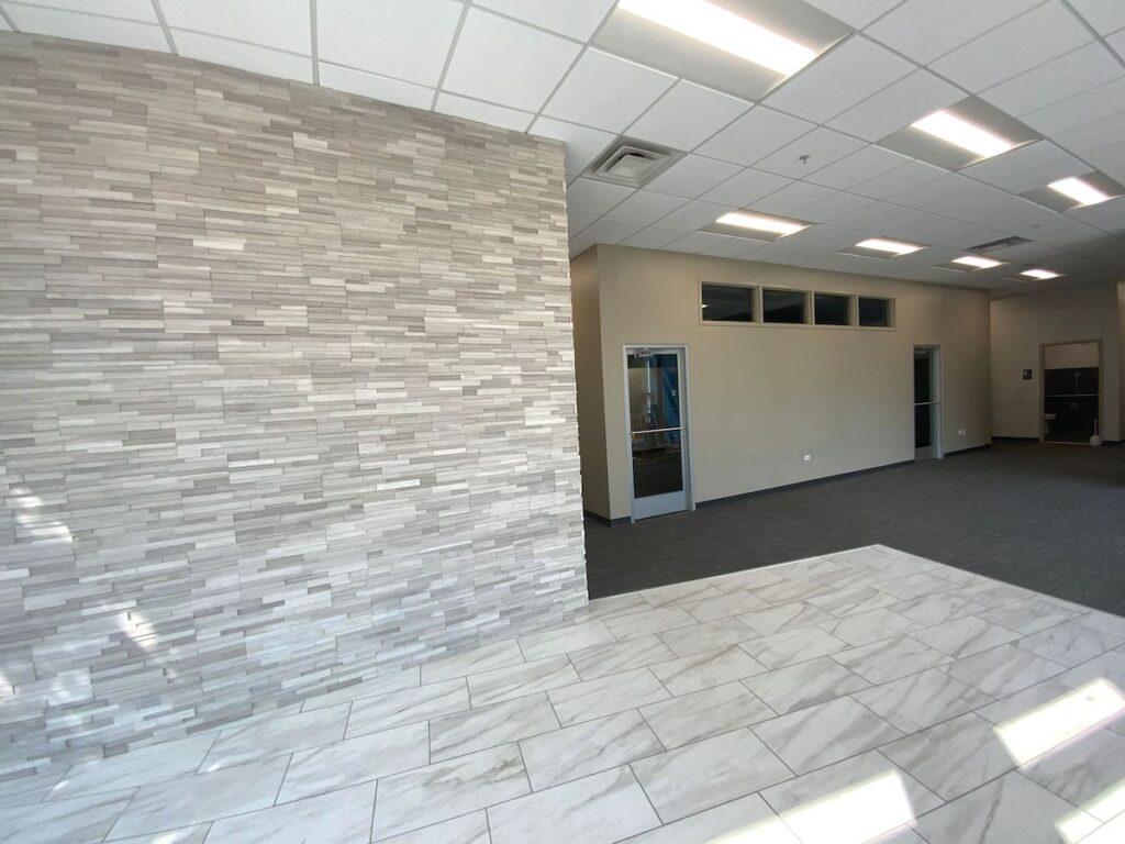 Iris Construction Project Woodridge, IL