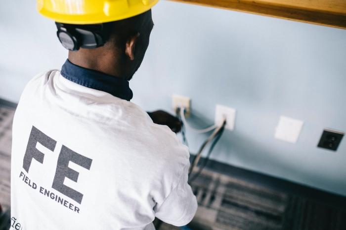 Iris Construction Services Maintenance Services