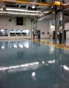 Iris Construction Epoxy Floor Systems