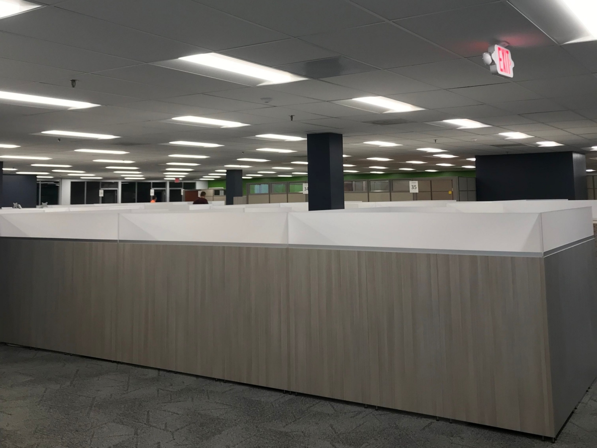 Iris Construction Services McHenry Office Space